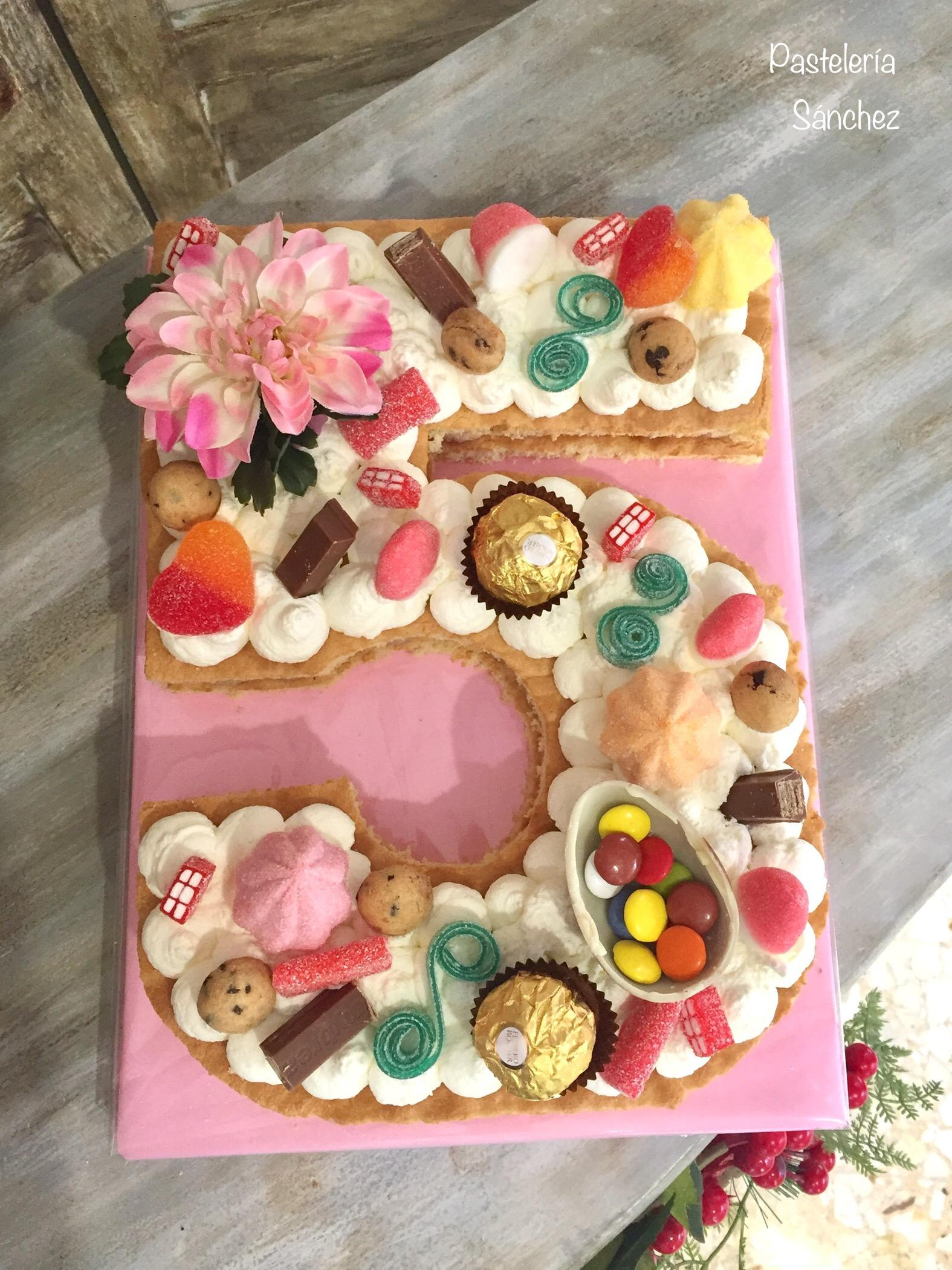 Panadería pastelería Sánchez