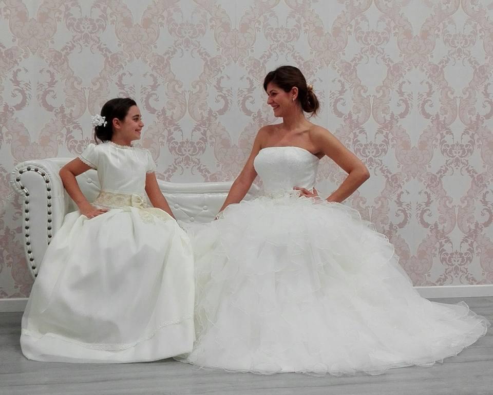 Fiesta y novia