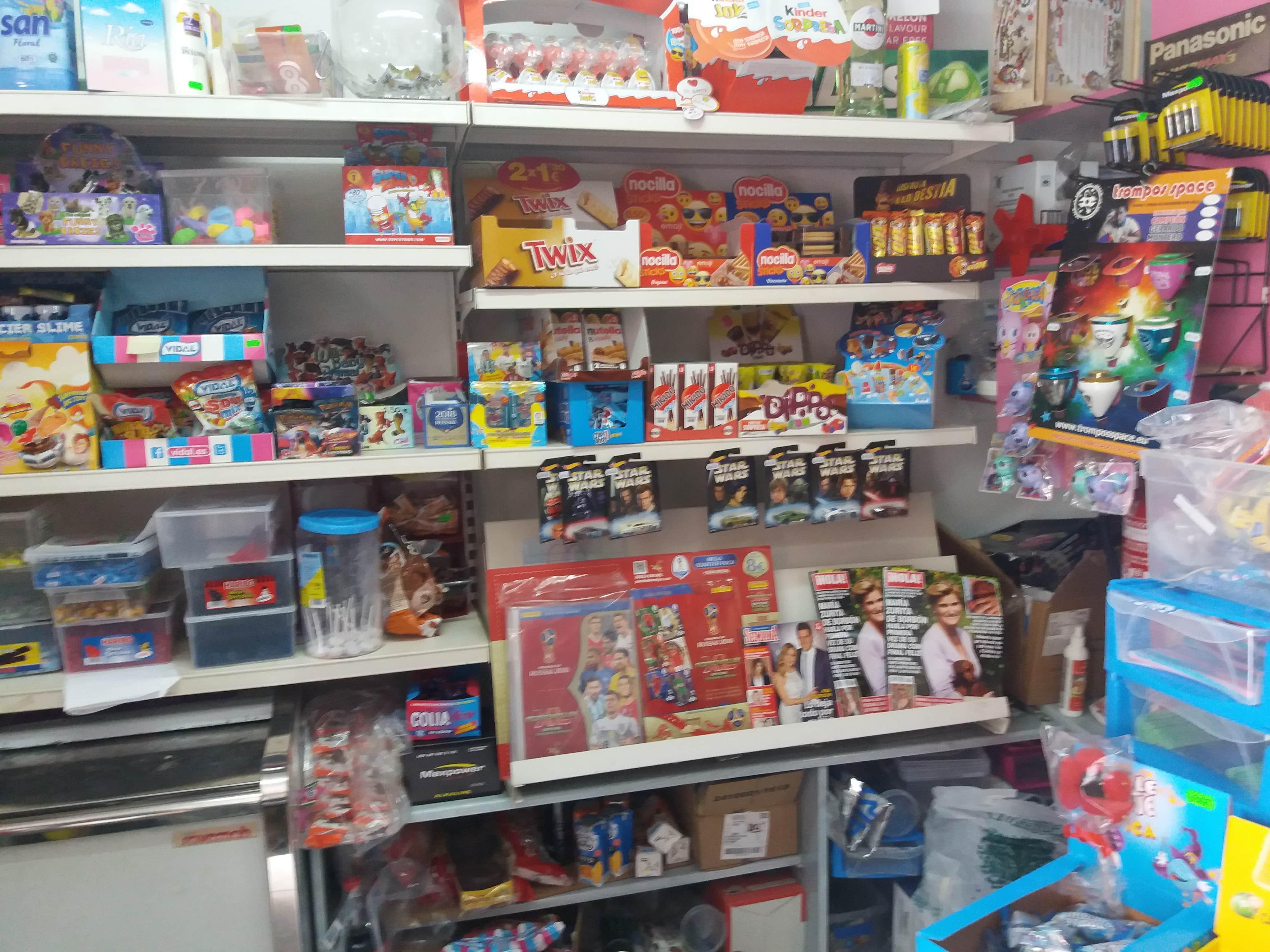 Minimarket Castillo