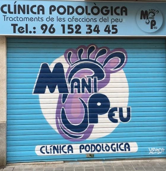 Clínica podológica Mani Peu