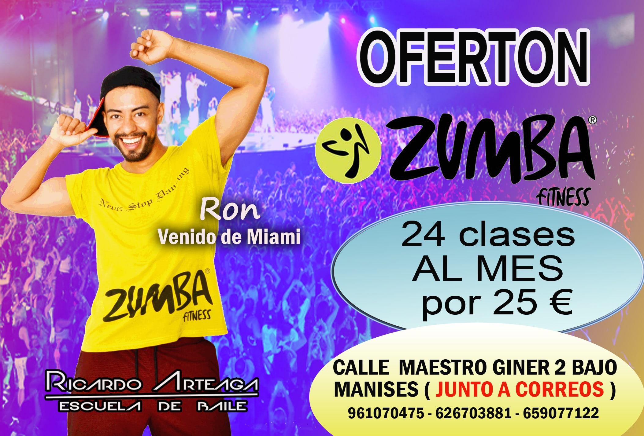 Escuela de baile Ricardo Arteaga