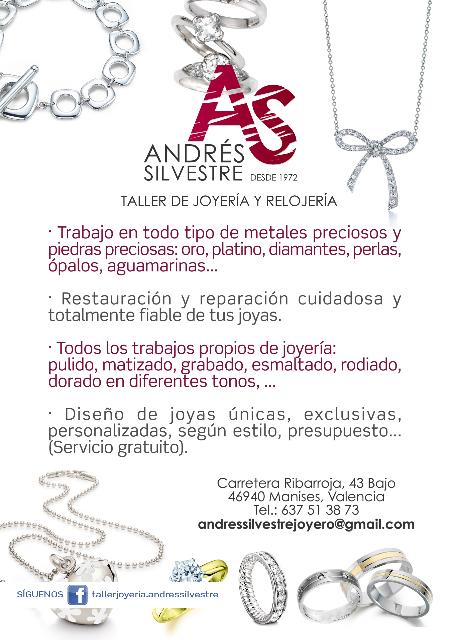 Taller de joyería y relojería Andrés Silvestre