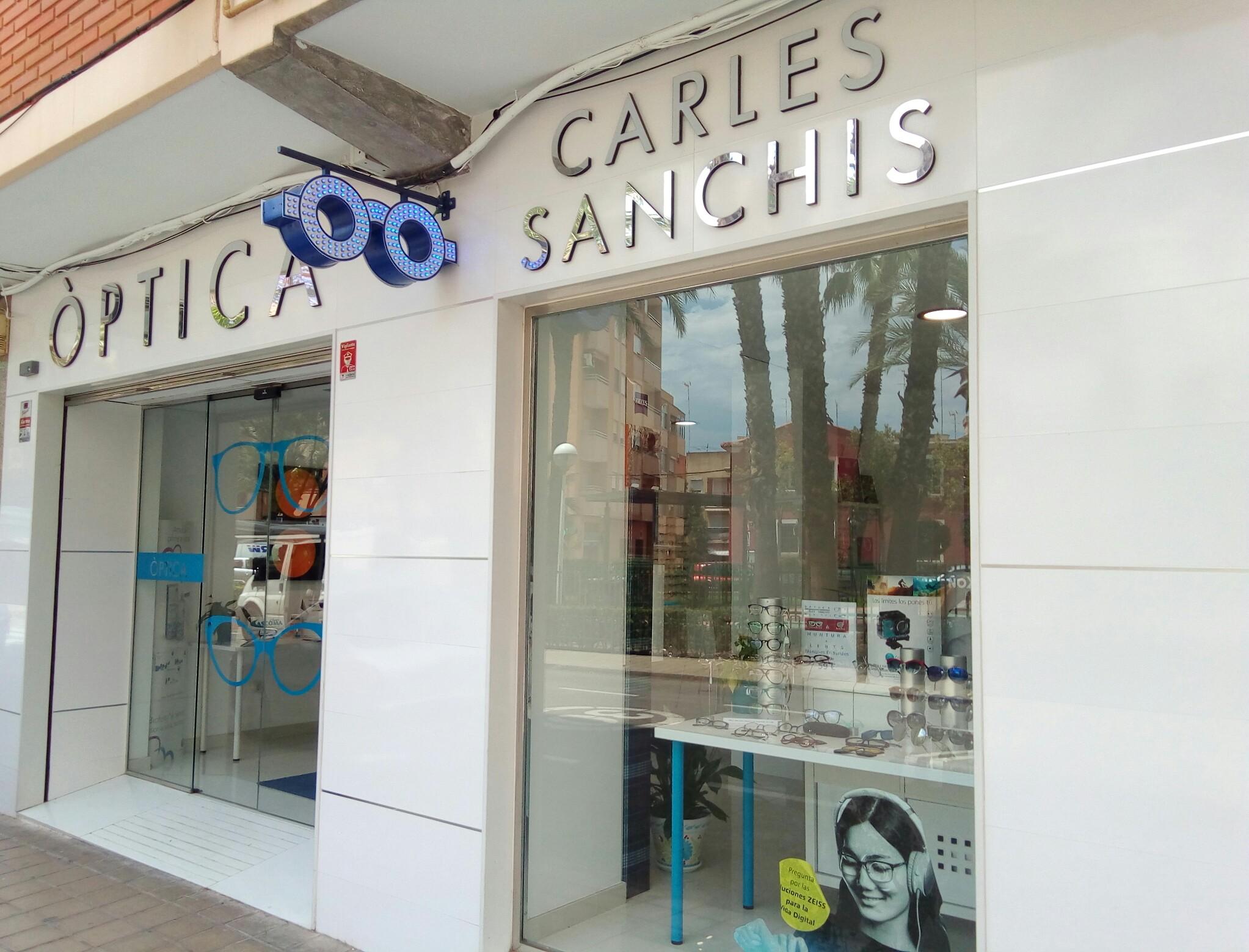 Òptica Carles Sanchis