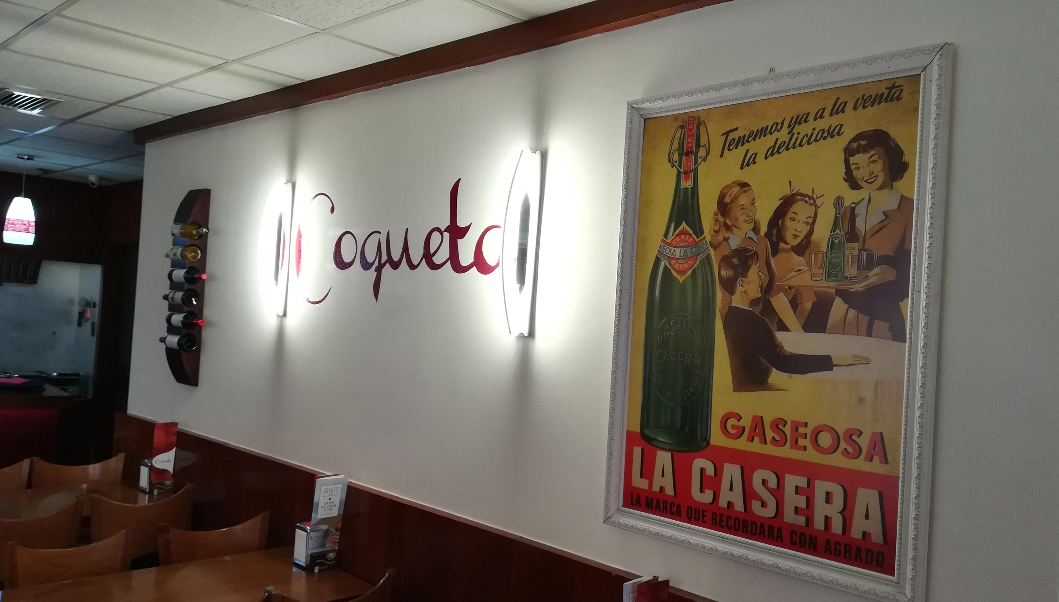 Cafés COQUETA