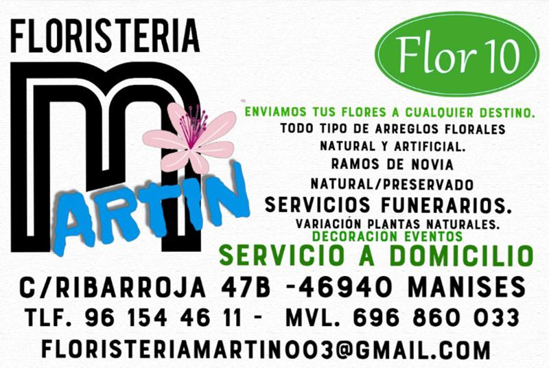Floristería Martin